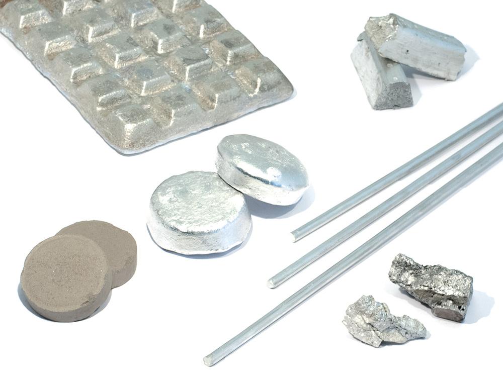 Aluminium Ampere
