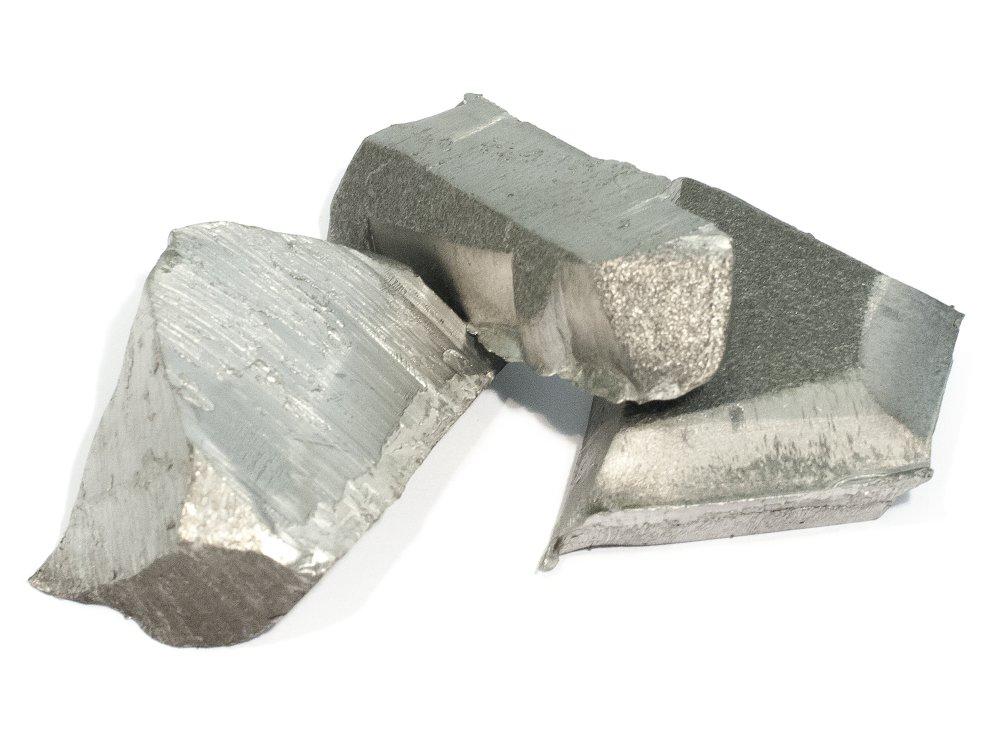 Niobio metal