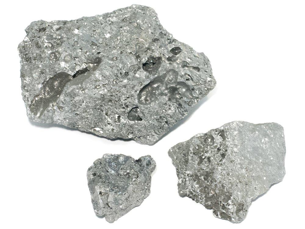 Silicio de calcio manganeso